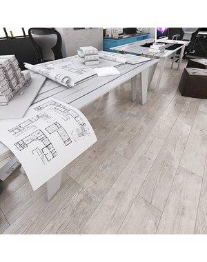 Luxury Tiles Birch Beige Washed Wood Effect Floor Tile 198x1198mm