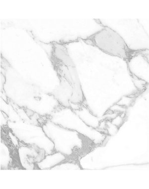Luxury Tiles Treviso White Marble Effect Porcelain Tile 60x60cm