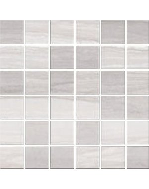 Luxury Tiles Concrete Grey Square Mosaic Tile