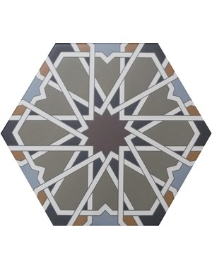 Luxury Tiles Sizzling Seville Wall and Floor Tile 28.5cm x 33cm
