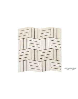 Luxury Tiles Crema Marfil Battersea Wall and Floor Tile 30.5cm x 30.5cm