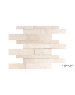 Luxury Tiles Crema Marfil Random Wall and Floor Tile 30.5cm x 30.5cm