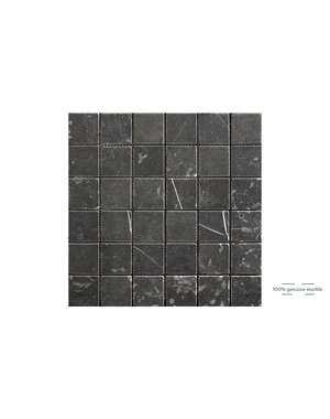 Luxury Tiles Taurus Nero Wall and Floor Tile 30.5cm x 30.5cm