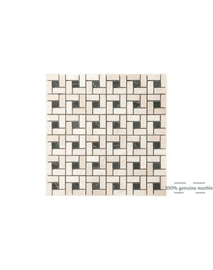 Luxury Tiles Crema Marfil Target Wall and Floor Tile 30.5cm x 30.5cm