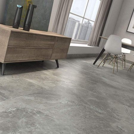 Arezzo Marengo Stone Effect Wall and Floor Porcelain Tile 600x300mm