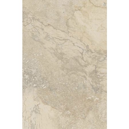 Luxury Tiles Shelby Beige Stone Effect Porcelain Indoor and Outdoor Floor and Wall Tile 400x600mm
