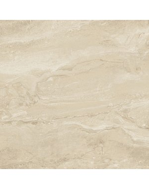 Luxury Tiles Norway Sands Beige Marble Effect Tile 60x60cm