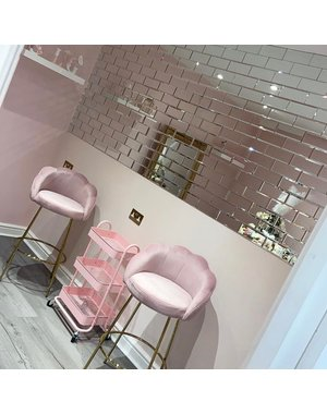 Luxury Tiles Dior Glass Mirror Brick Metro 100x300mm Tile