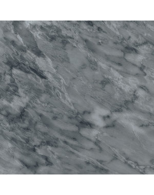 Luxury Tiles Hamlet Dark Grey Marble Effect Polished Porcelain Floor Tile