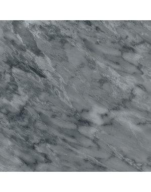 Luxury Tiles Hamlet Dark Grey Marble Effect Polished Porcelain Floor Tile