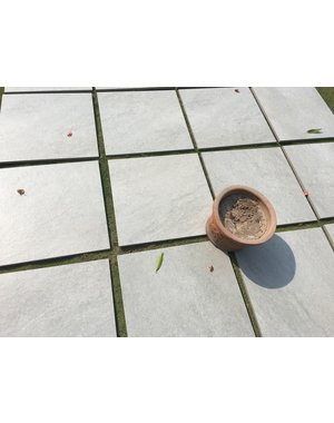Luxury Tiles County Hammer stone Grey 60x60x2cm Tile