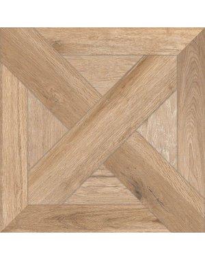 Luxury Tiles Parquet Oak Wood Effect Tile 60x60cm