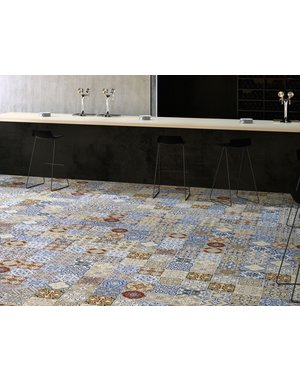 Luxury Tiles Moroccan Burst Wall and Floor pattern decor tile