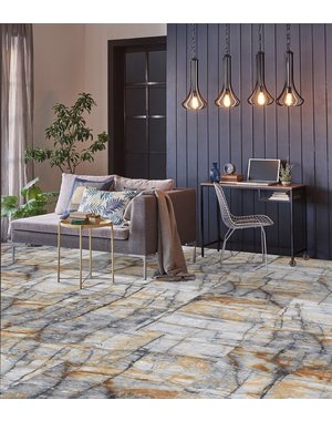 Luxury Tiles Azul Marble Effect Wall and Floor XL 120x60cm Tile