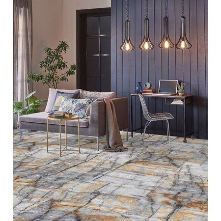 Luxury Tiles Azul Marble Effect Wall and Floor XL 1200x600mm porcelain Tile