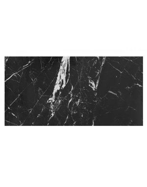 Luxury Tiles White Gold & Jet Black Marble Effect 60x30cm Wall Tile