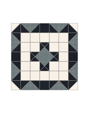 Luxury Tiles Dorset Marine 31x31cm Floor Tile