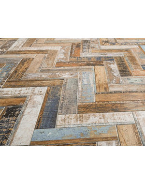 Luxury Tiles Loft Distressed Wood Effect 280×70 Wall & Floor Tile