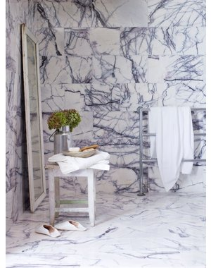 Luxury Tiles Abree Calacatta Marble Gloss Tile