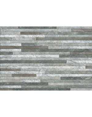 Luxury Tiles Glacier Grey Stone Split Face Effect Tile