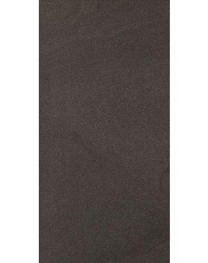 Luxury Tiles Monterrico Black Matt Porcelain Tile