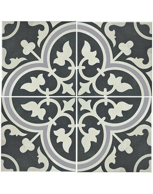 Luxury Tiles Moroccan Impressions Arte Satin Porcelain Tile