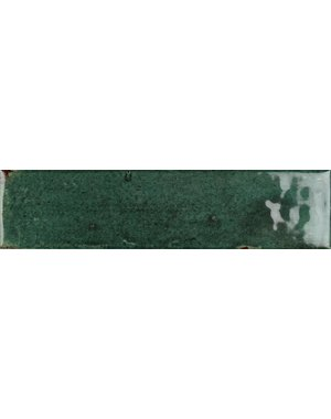 Mandarin Green Gloss Metro Tile
