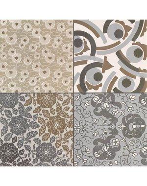 Luxury Tiles Mono Mix Pattern Tile