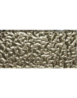 Luxury Tiles Shimmer Gold Structured Metro 100x200mm Tile