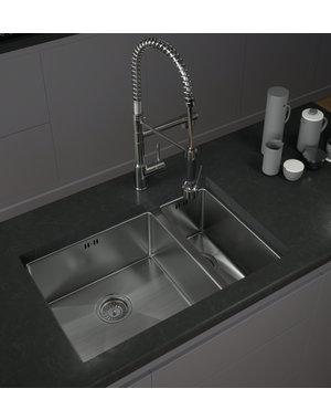 Elite Elite 1.5 Bowl Steel Kitchen Sink