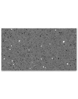 Luxury Tiles Shimmer Grey Quartz Tile 300x600mm