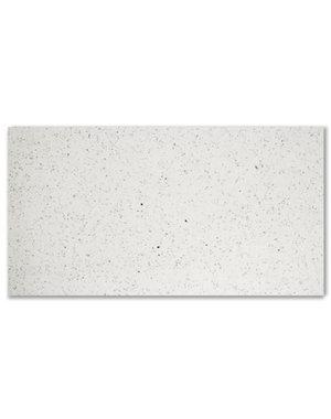 Luxury Tiles Shimmer White Quartz Tile 300x600mm