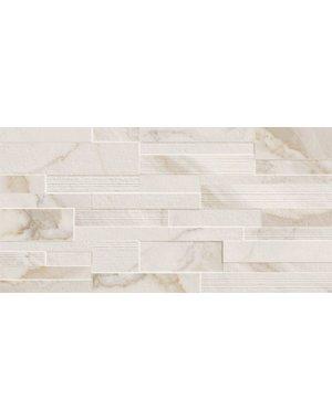 Luxury Tiles Gold Split face Décor Wall Tile 300x600mm
