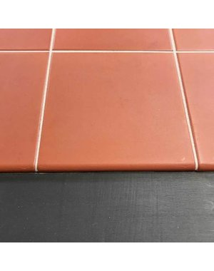 Luxury Tiles Traditional Red Round Edge Quarry Tiles