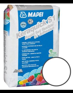 Mapei Mapei White Keraquick Tile Adhesive