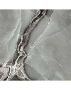 Dune Dune Selene Dark 90x90cm Marble Effect Tile