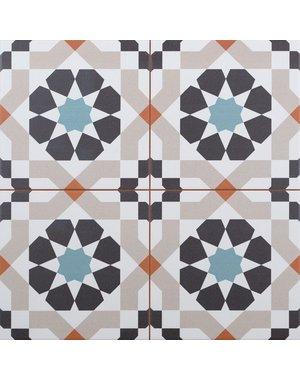 Larache Moroccan Floor & Wall Tiles