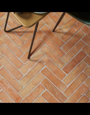 Ca' Pietra Marlborough Terracotta Parquet Tile