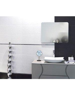 Luxury Tiles Elite White Riven Slate Effect Tile