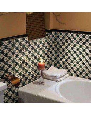 Luxury Tiles Verde Astral Marble Mosaic Tile