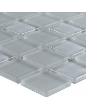 Luxury Tiles Irene Grey Peel and Stick Mosaic Tile