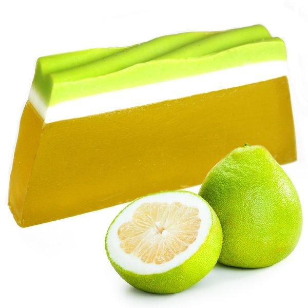 Handgemaakt zeep Pomelo