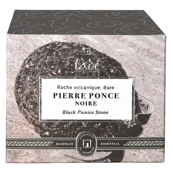 Pumice stone - Black