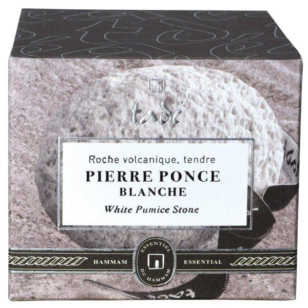 Pumice stone White