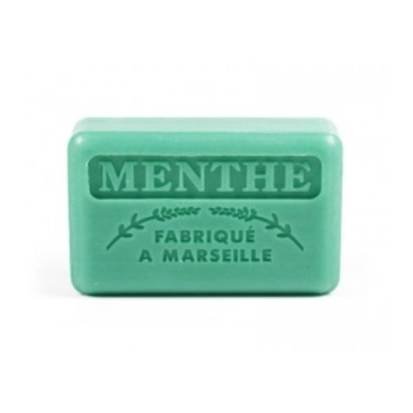 Marseille zeep - Mint