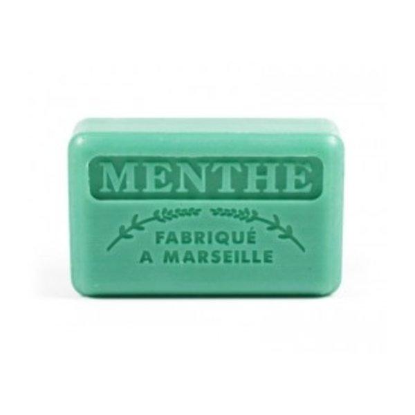Marseille soap Mint