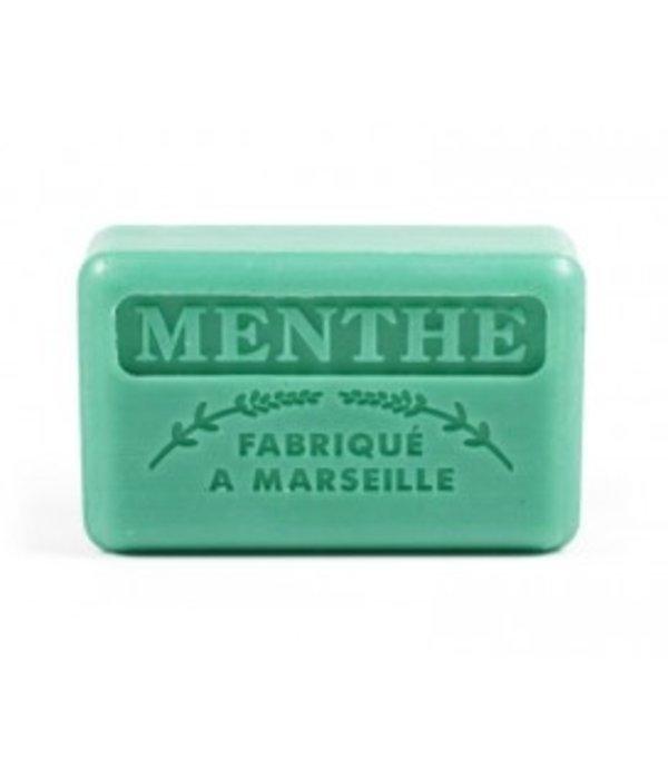 La Savonnette Marseillaise Marseille soap - Mint