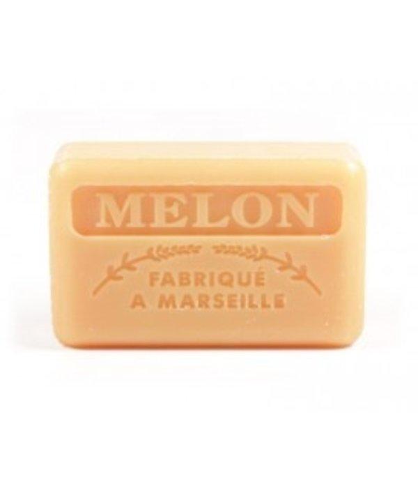 La Savonnette Marseillaise Marseille soap Melon