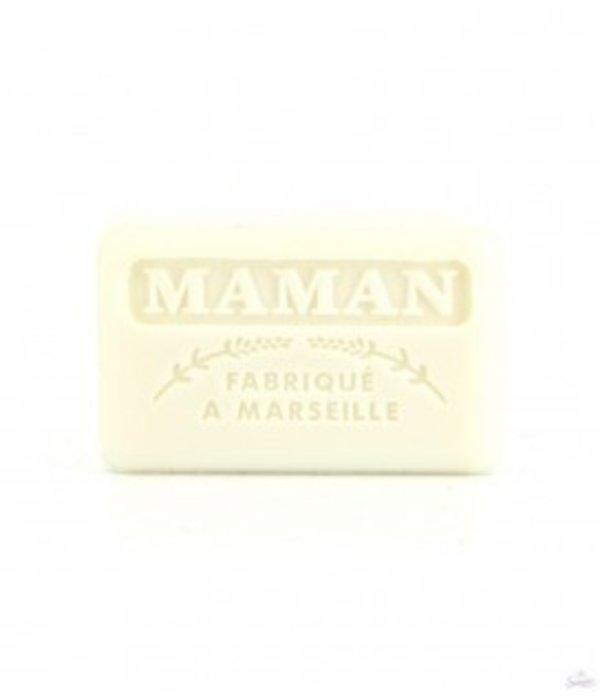 La Savonnette Marseillaise Marseille soap - Mum