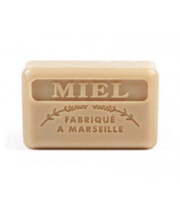 La Savonnette Marseillaise Marseille soap - Honey